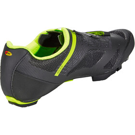Northwave Razer Sko Herrer, black/yellow fluo